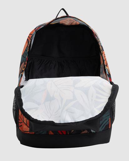 6 Somedaze Tiki Backpack Black ABJBP00161 Billabong