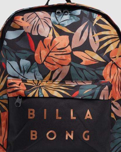 7 Somedaze Tiki Backpack Black ABJBP00161 Billabong
