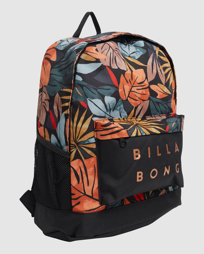 1 Somedaze Tiki Backpack Black ABJBP00161 Billabong