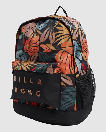 3 Somedaze Tiki Backpack Black ABJBP00161 Billabong