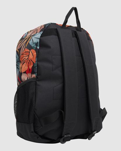 4 Somedaze Tiki Backpack Black ABJBP00161 Billabong