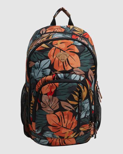 0 Somedaze Shaka Backpack Black ABJBP00162 Billabong