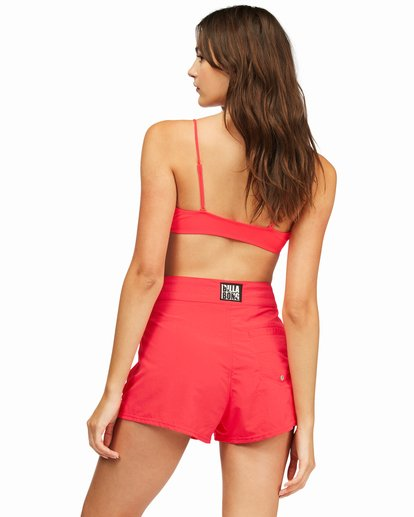 1 Sol Searcher Fixed Boardshorts Red ABJBS00103 Billabong
