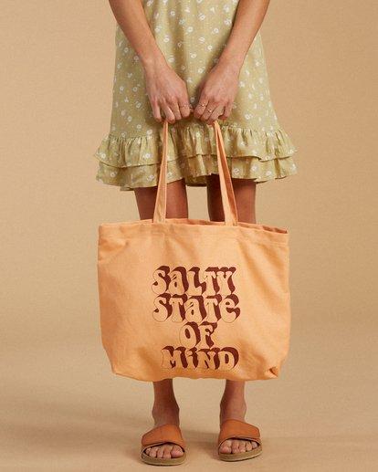 1 Salty Blonde Take Me Too Tote Bag Grey ABJBT00101 Billabong