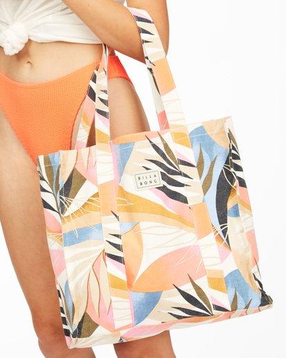 0 Handle It Tote Bag Yellow ABJBT00104 Billabong