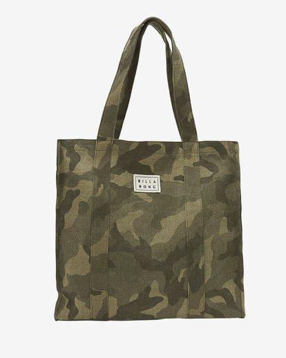 1 Handle It Tote Bag Green ABJBT00104 Billabong