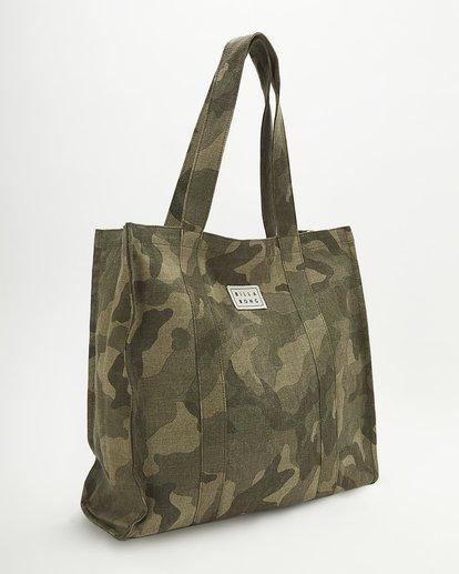 3 Handle It Tote Bag Green ABJBT00104 Billabong