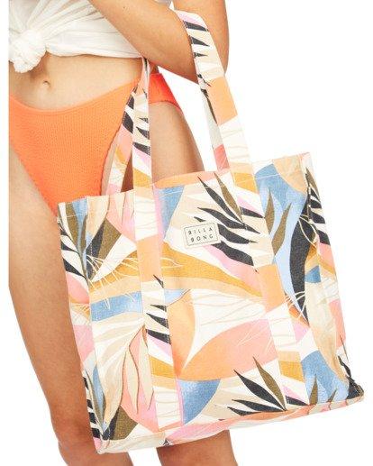 1 Handle It Tote Bag Yellow ABJBT00104 Billabong