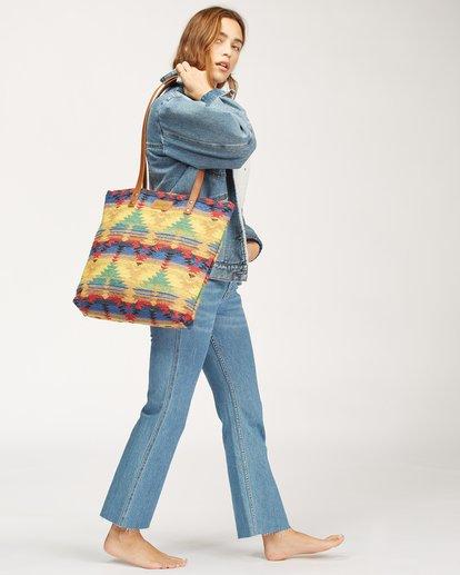 6 Wrangler Show Off Tote Bag Grey ABJBT00106 Billabong
