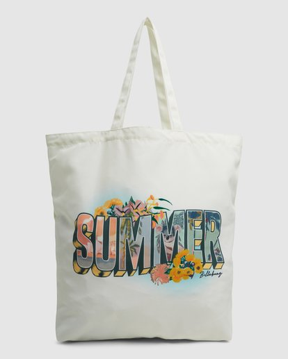 0 Summer Fun Carry Bag White ABJBT00109 Billabong