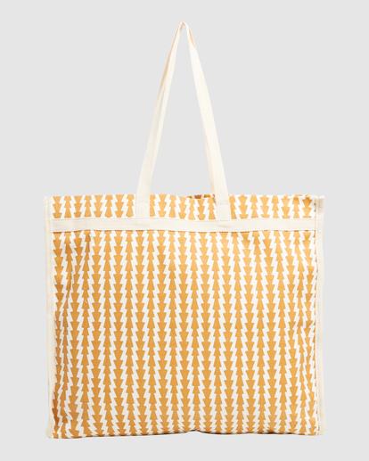 2 Clambake Shopper Tote Bag Beige ABJBT00115 Billabong