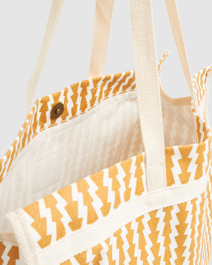 3 Clambake Shopper Tote Bag Beige ABJBT00115 Billabong