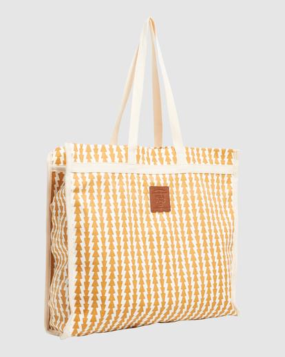 0 Clambake Shopper Tote Bag Beige ABJBT00115 Billabong