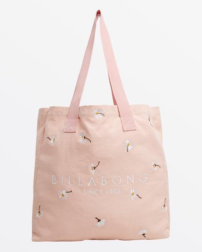 0 Feelin Peachy Carry Bag Orange ABJBT00119 Billabong