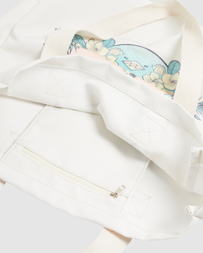 5 Sun Dreamer Beach Bag White ABJBT00120 Billabong