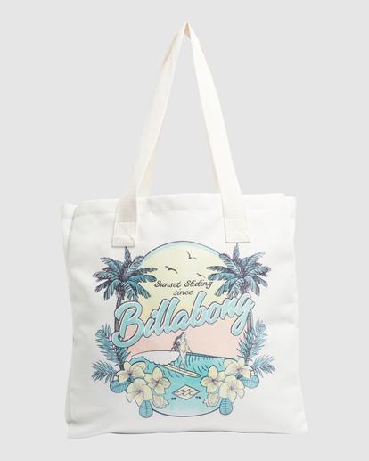 1 Sun Dreamer Beach Bag White ABJBT00120 Billabong