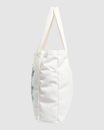 3 Sun Dreamer Beach Bag White ABJBT00120 Billabong