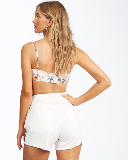 2 How Bout That Denim Shorts White ABJDS00105 Billabong