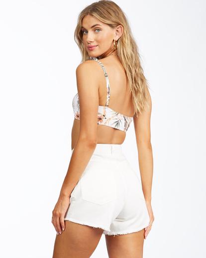 1 How Bout That Denim Shorts White ABJDS00105 Billabong