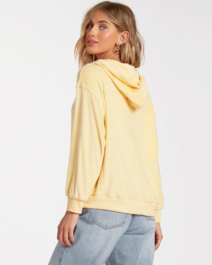 1 Sand Dunes Pullover Sweatshirt Yellow ABJFT00139 Billabong