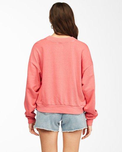 3 Lets Chill Pullover Sweatshirt Multicolor ABJFT00140 Billabong