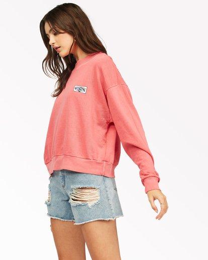 1 Lets Chill Pullover Sweatshirt Multicolor ABJFT00140 Billabong