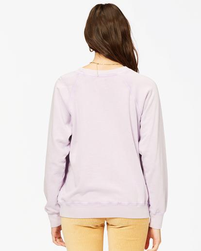 2 Keep Tryin' Crewneck Sweatshirt Multicolor ABJFT00165 Billabong