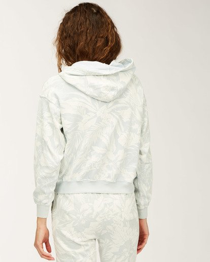 2 At Last Pullover Sweatshirt White ABJFT00171 Billabong