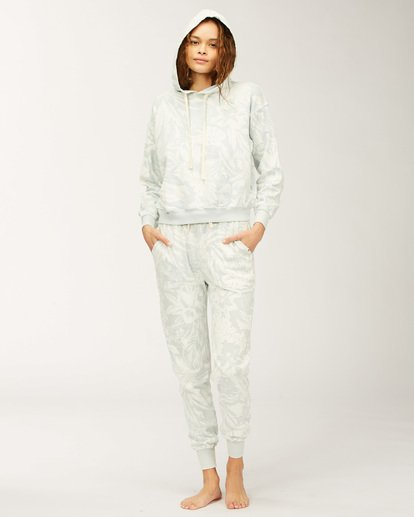 3 At Last Pullover Sweatshirt White ABJFT00171 Billabong