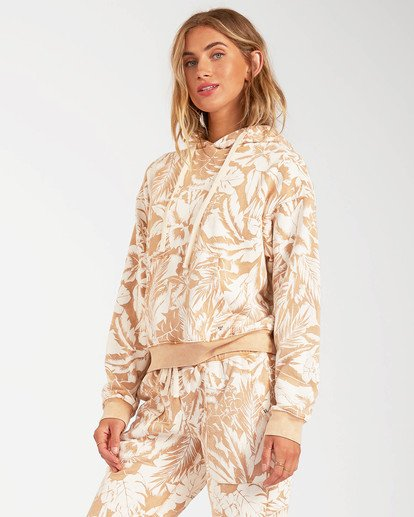 1 At Last Pullover Sweatshirt Multicolor ABJFT00171 Billabong