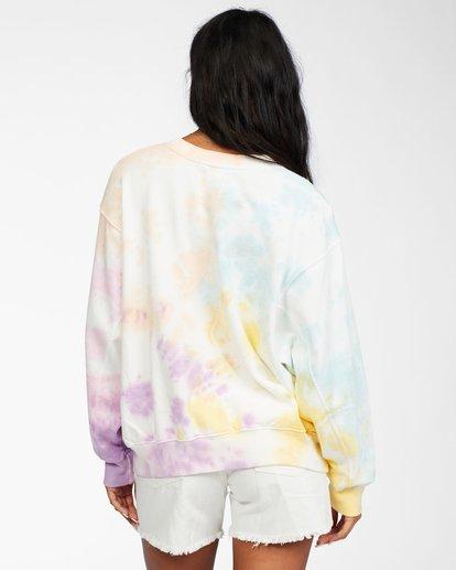 2 Ideal Crewneck Sweatshirt Grey ABJFT00178 Billabong