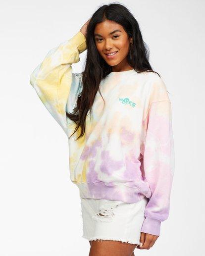 1 Ideal Crewneck Sweatshirt Grey ABJFT00178 Billabong