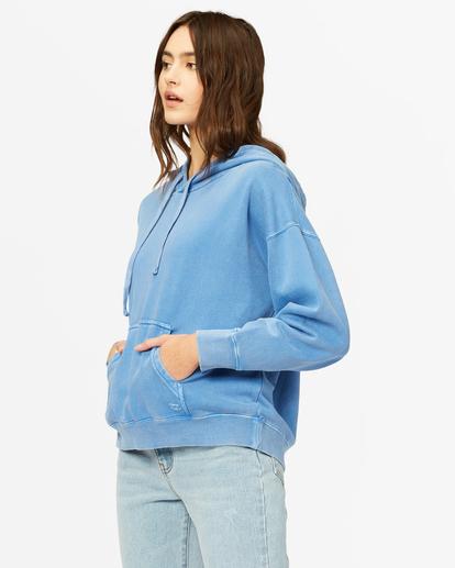 1 Perfect Weekend Pullover Hoodie Blue ABJFT00209 Billabong