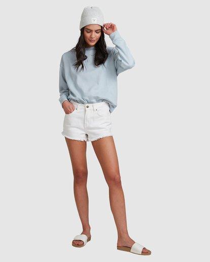 5 Vital Sweatshirt Blue ABJFT00228 Billabong