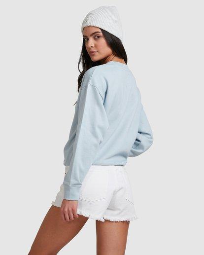 2 Vital Sweatshirt Blue ABJFT00228 Billabong