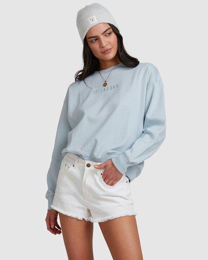 0 Vital Sweatshirt Blue ABJFT00228 Billabong