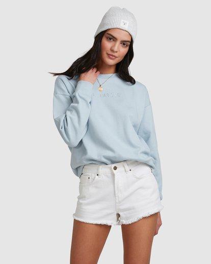3 Vital Sweatshirt Blue ABJFT00228 Billabong