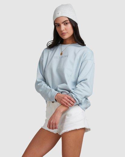 1 Vital Sweatshirt Blue ABJFT00228 Billabong