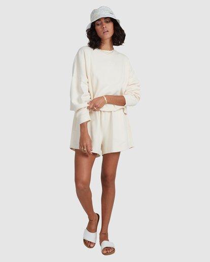 6 Serenity Sweatshirt White ABJFT00236 Billabong