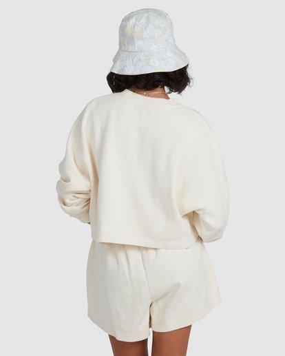 3 Serenity Sweatshirt White ABJFT00236 Billabong