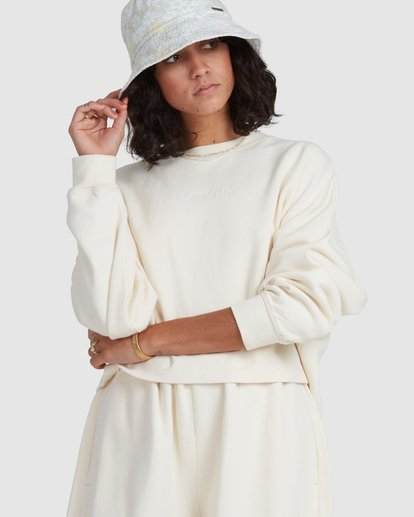 5 Serenity Sweatshirt White ABJFT00236 Billabong