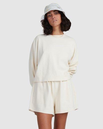 4 Serenity Sweatshirt White ABJFT00236 Billabong