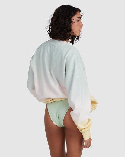 3 Keepin It Fresh Sweatshirt Green ABJFT00238 Billabong