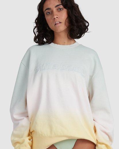 5 Keepin It Fresh Sweatshirt Green ABJFT00238 Billabong