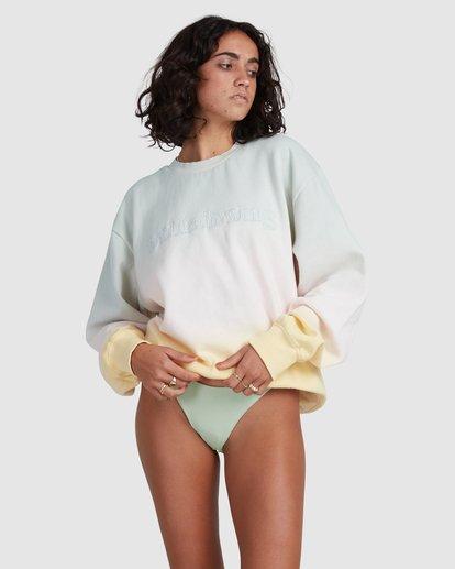 4 Keepin It Fresh Sweatshirt Green ABJFT00238 Billabong