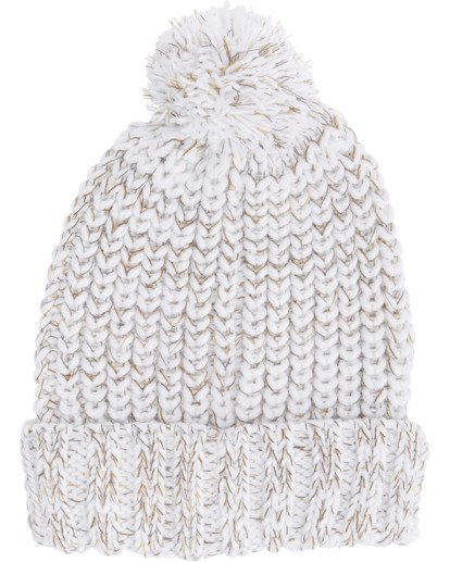 4 Below Zero Beanie White ABJHA00101 Billabong