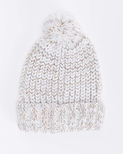 6 Below Zero Beanie White ABJHA00101 Billabong
