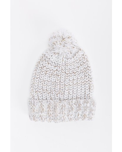 2 Below Zero Beanie White ABJHA00101 Billabong