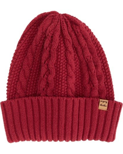 1 Brisk Nite Beanie Orange ABJHA00105 Billabong