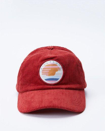 3 Sun Setting Hat Yellow ABJHA00106 Billabong